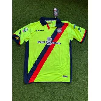 MAGLIA TRASFERTA FC CROTONE  CALCIO. 2015/2016. SERIE B