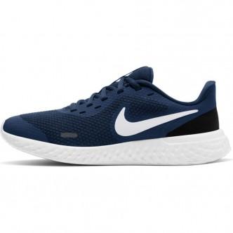 Nike Revolution 5 (GS) BLU/BIANCO