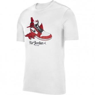 JORDAN T-SHIRT SHORT SLEEVE
