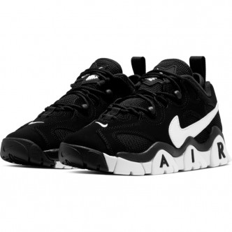 Nike Air Barrage Low (GS). CK4355-001 COLORE NERO.