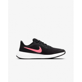 Nike Revolution 5 (GS) Nero/Rosa