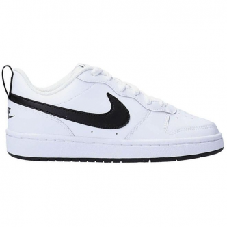 Nike Court Borough Low 2 (GS) Bianco/Nero