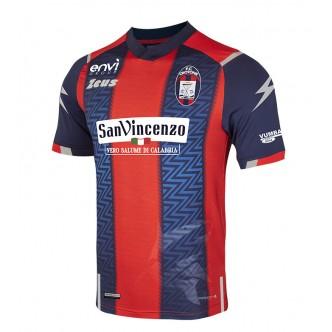 MAGLIA UFFICIALE F.C. CROTONE CALCIO HOME ROSSO/BLU (2020/2021). SERIE A
