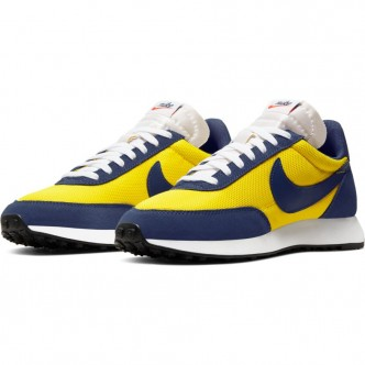 Nike Air Tailwind '79  487754-702 RETRO' SCHOES  SPEED YELLOW/MIDNIGHT NAVY-WHITE