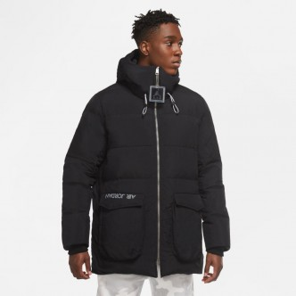 GIACCA JORDAN Men's Down Parka. CK6661-010. NERO