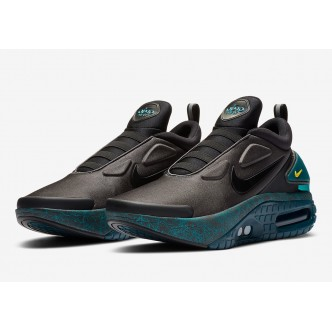 Nike Adapt Auto Max. Anthracite/Radiant Emerald/Speed Yellow/Nero Stile: CZ0232-001