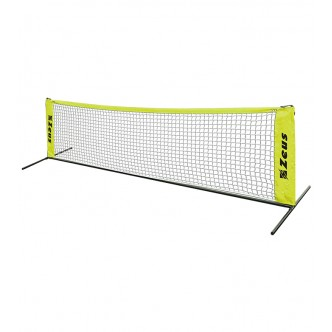 Zeus Soccer Tennis Set Kit Calcio-Tennis Utilizzabile su Terreni Sintetici E Indoor