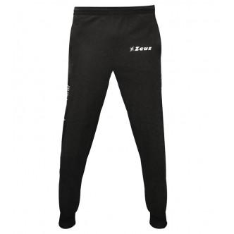 Pantalone  TRAINING. ALLENAMENTO  ENEA  -COLORE NERO   Zeus Sport