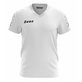 T SHIRT PLINIO TRAINING BIANCO ZEUS SPORT