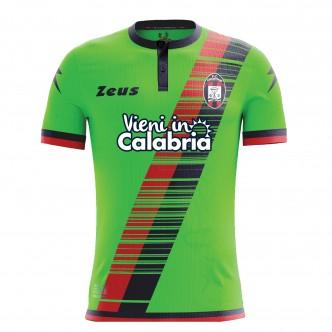 Maglia F.C. CROTONE CALCIO  2016/2017.  ORIGINALE AL 100%