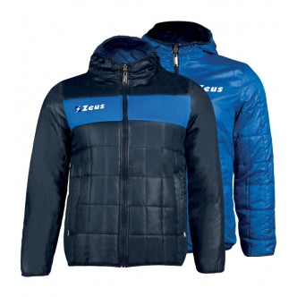 GIUBBOTTO APOLLO REVERSIBLE BLU ROYAL  ZEUS SPORT