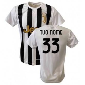 PERSONALIZZAZIONE  MAGLIA FC JUVENTUS COMPRESO PATH SERIE A