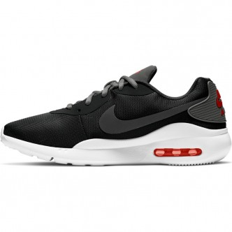 Nike Air Max Oketo BLACK/IRON GREY-WHITE-UNIVERSITY RED Scarpe AQ2235-020