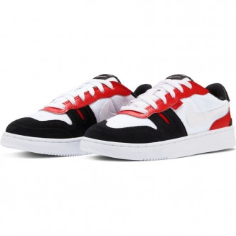 Nike Squash-Type WHITE/BLACK-UNIVERSITY RED Scarpe CJ4119-101