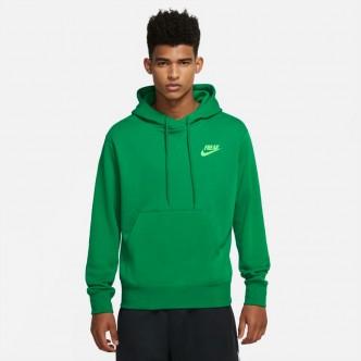felpa nike  Giannis Naija PINE GREEN/GREEN STRIKE Abbigliamento CZ0439-302