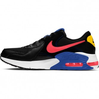 Nike Air Max Excee BLACK/FLASH CRIMSON-WHITE-GAME ROYAL Scarpe CD4165-008