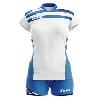 KIT ITACA DONNA ROYAL BLU VOLLEY ZEUS SPORT