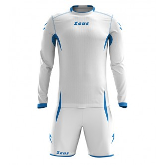 KIT SPARTA BIANCO/ROYAL ZEUS SPORT