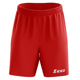BERMUDA CROSS CALCIO/VOLLEY/RUNNING ROSSO ZEUS SPORT