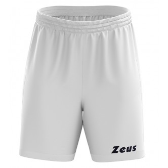 BERMUDA CROSS CALCIO/VOLLEY/RUNNING BIANCO ZEUS SPORT