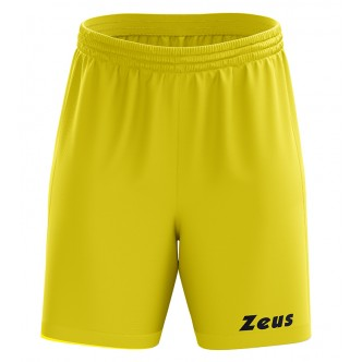 BERMUDA CROSS CALCIO/VOLLEY/RUNNING GIALLO ZEUS SPORT