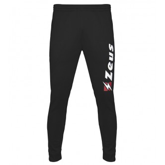 PANTALONE SALERNO TRAINING NERO ZEUS SPORT