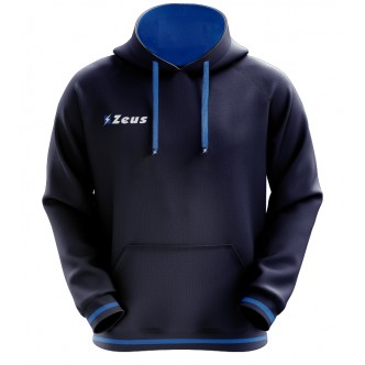 FELPA SIRIO RELAX BLU/LIGHT ROYAL ZEUS SPORT