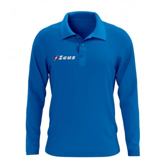 POLO BASIC M/L RELAX LIGHT ROYAL ZEUS SPORT