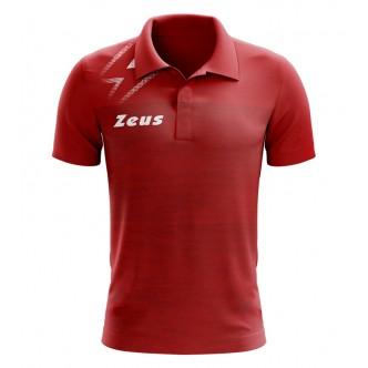 POLO OLYMPIA RELAX ROSSO ZEUS SPORT