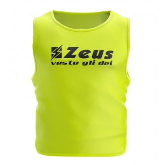 CASACCA SUPER TRAINING GIALLO FLUO ZEUS SPORT