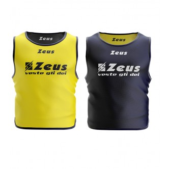 CASACCA GIANO DOUBLE TRAINING BLU GIALLO ZEUS SPORT