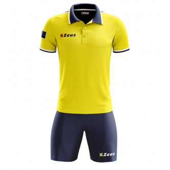 KIT CITY RELAX GIALLO/BLU ZEUS SPORT