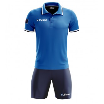 KIT CITY RELAX ROYAL BLU ZEUS SPORT