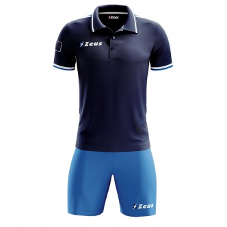 KIT CITY RELAX BLU/ROYAL ZEUS SPORT