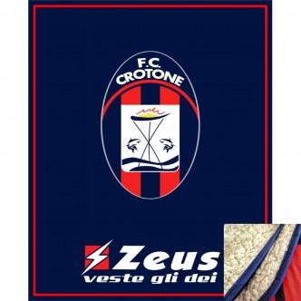 Plaid FC Crotone calcio  - Zeus Sport