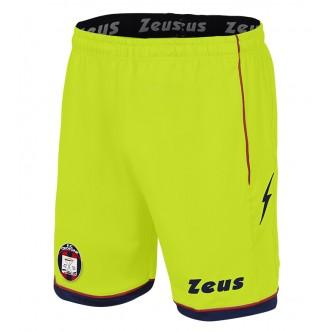 Pantaloncini GK F.C. Crotone   calcio Giallo Fluo
