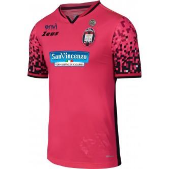 Maglia FC Crotone  CALCIO GK 26-12-2019 (Frosinone-Crotone)  CORDAZ ,FESTA ,FIGLIUZZI