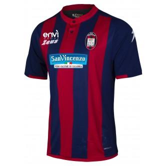 MAGLIA UFFICIALE F.C. CROTONE. CALCIO  HOME ROSSO-BLU (2019/2020)