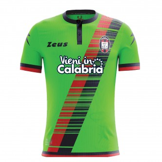 MAGLIA TRASFERTA FC CROTONE   CALCIO 2016/2017. SERIE A