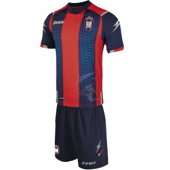 KIT BAMBINO COMPLETO FC CROTONE ROSSO/BLU 2020/21
