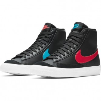 copy of Nike Blazer Mid Rebel Bianco/Nero/Arancione BQ4022-102