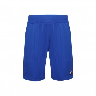 copy of LE COQ SPORTIF - PANTALONCINI TENNIS - BLU - 1821546