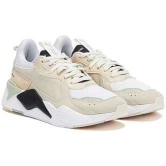 PUMA - Sneakers RS-X REINVENT - DONNA - Beige/Bianco - 371008-15