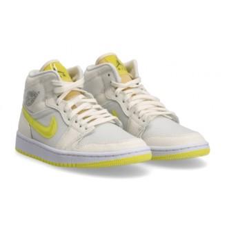 JORDAN - Sneakers Voltage - White/Voltage-Yellow - DB2822-107