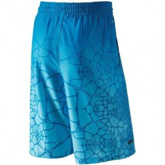 Nike Lebron James Men's Clear Water/Blue 620676-401 BERMUDA