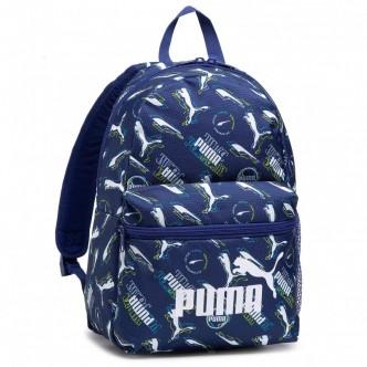 PUMA - Zaino PHASE SMALL BAC - Blu - 078237-18