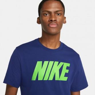 NIKE - T-Shirt Casual Sportswear - Blu - DC5092-455