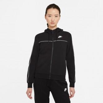 Nike - Sportswear/felpa con cappuccio Full zip - Nero - CZ8338-010
