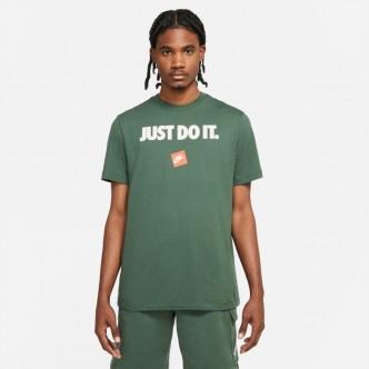 Nike - T-shirt Sportswear - Verde - DB6473-337