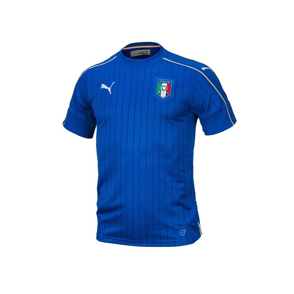 PUMA prima maglia DA CALCIO ufficiale ITALIA 748933-001